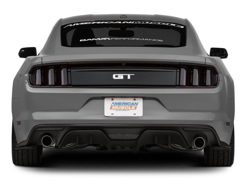RTR Rear Diffuser (15-17 GT Premium, EcoBoost Premium)