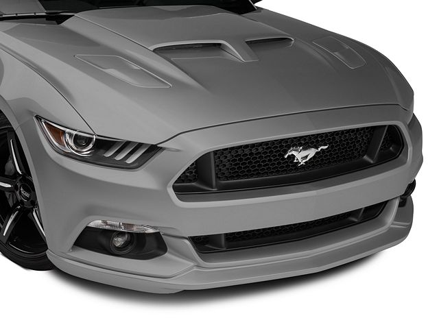 MMD by FOOSE Chin Spoiler; Pre-Painted (15-17 GT, EcoBoost, V6)