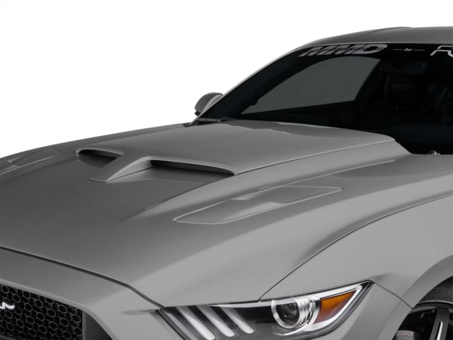 MMD by FOOSE Hood Scoop - Pre-Painted (15-17 GT, EcoBoost, V6)