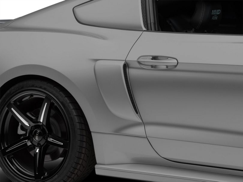 MMD by FOOSE Classic Side Scoops - Unpainted (15-20 All)