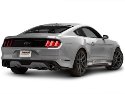 SpeedForm No-Drill Splash Guards - Front & Rear Set (15-19 GT, EcoBoost, V6)