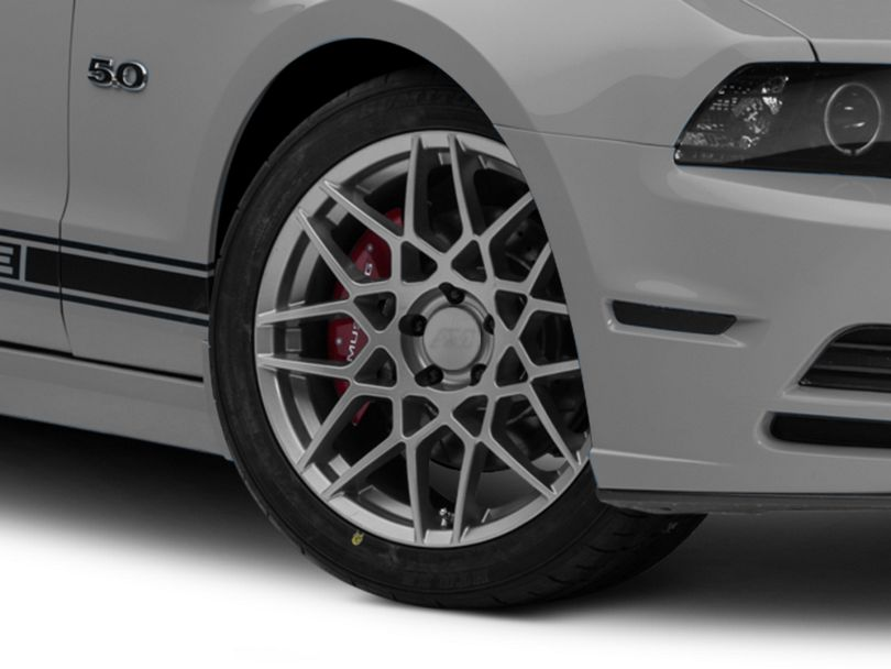 2013 GT500 Style Charcoal Wheel; 19x8.5 (10-14 All)