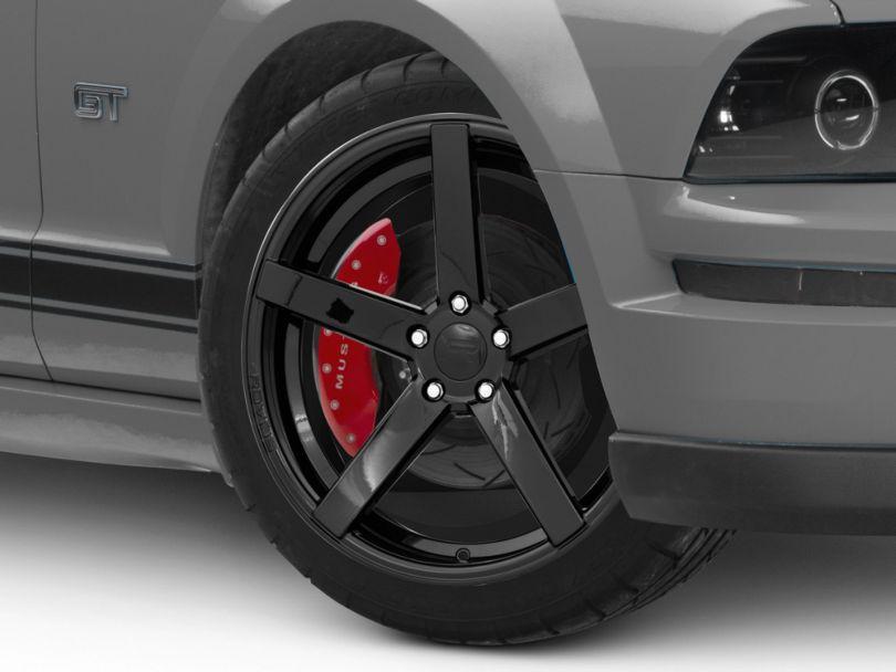 Rovos Durban Gloss Black Wheel - 20x8.5 (05-09 All)
