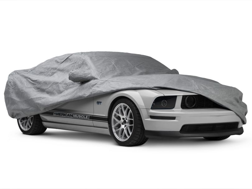 SpeedForm Standard Custom-Fit Car Cover (05-09 GT Coupe, V6 Coupe)