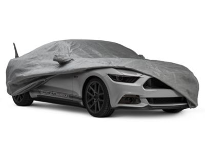 Add TruShield Standard Custom-Fit Car Cover (15-17 Convertible)