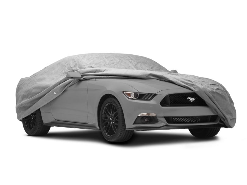 SpeedForm Standard Custom-Fit Car Cover (15-20 Fastback)