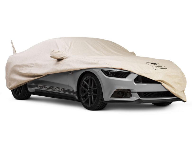 Covercraft Deluxe Custom-Fit Car Cover - 50th Anniversary Logo (15-20 Convertible)