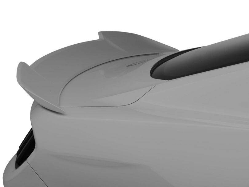 MMD V-Series Rear Spoiler; Unpainted (15-20 All)