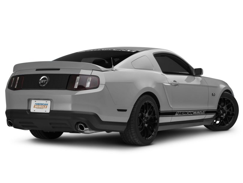American Muscle Graphics Smoked Tint Kit (10-12 All)