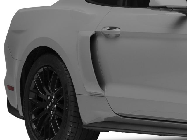 MMD V-Series Side Scoops - Pre-Painted (15-19 All)