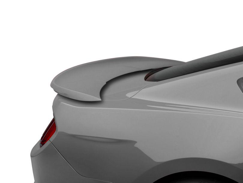 Saleen S302 White Label Rear Spoiler; Unpainted (15-20 Fastback)