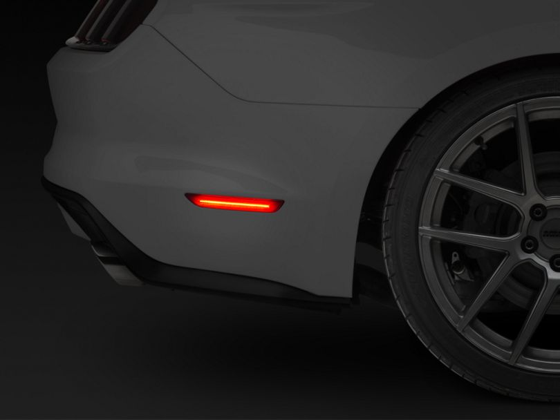 Axial Red LED Rear Side Markers (15-20 All)