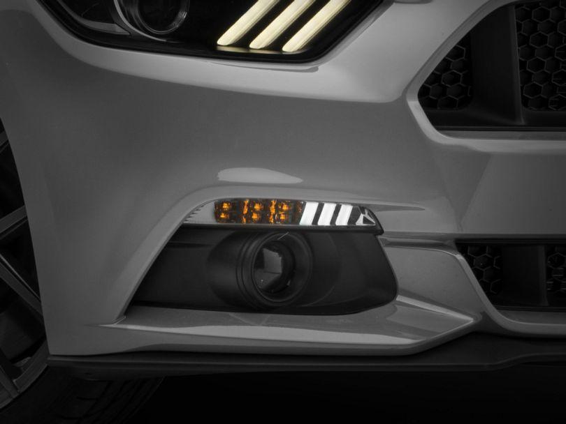Raxiom Smoked LED Turn Signals (15-17 All)