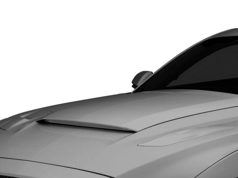 MMD V-Series Hood Scoop; Pre-Painted (15-17 GT, EcoBoost, V6)