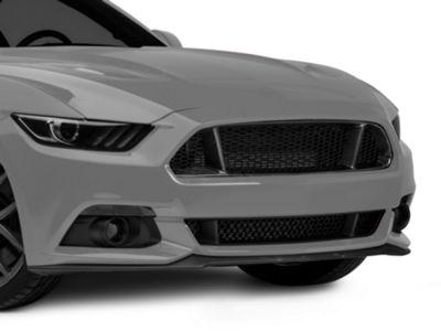 Anderson Composites Type-GT Upper Grille - Carbon Fiber (15-17 GT, V6)