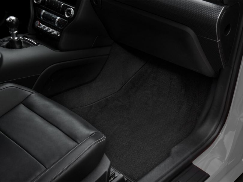 Lloyd Front & Rear Floor Mats - Black (15-20 All)