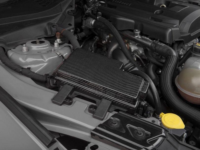 Trufiber Carbon Fiber Fuse Box Cover (15-20 GT, EcoBoost, V6)