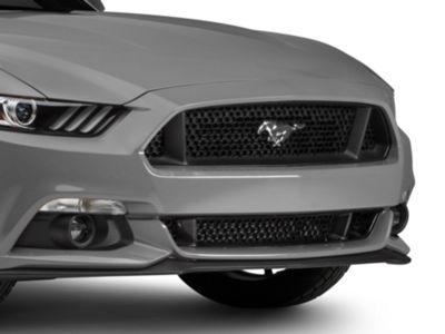 Front Lower Grille - Carbon Fiber (15-17 GT, EcoBoost, V6)
