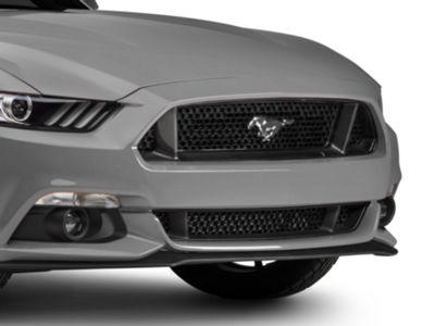 Front Upper Grille - Carbon Fiber (15-17 GT, EcoBoost, V6)