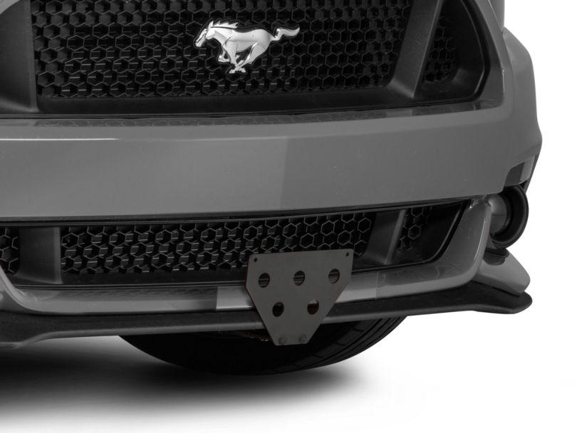 Detachable Front License Plate Bracket (15-17 GT, EcoBoost, V6)