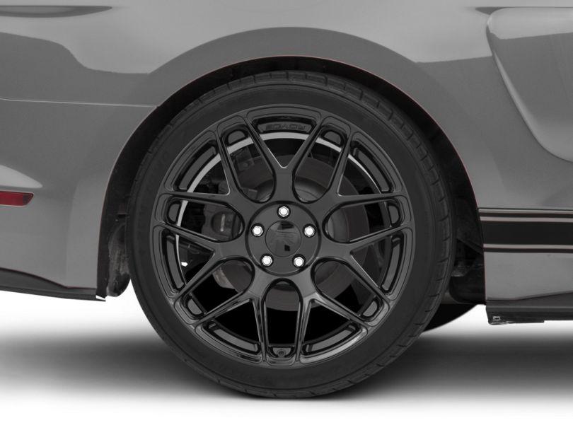 Rovos Pretoria Gloss Black Wheel - 20x10 - Rear Only (15-20 GT, EcoBoost, V6)