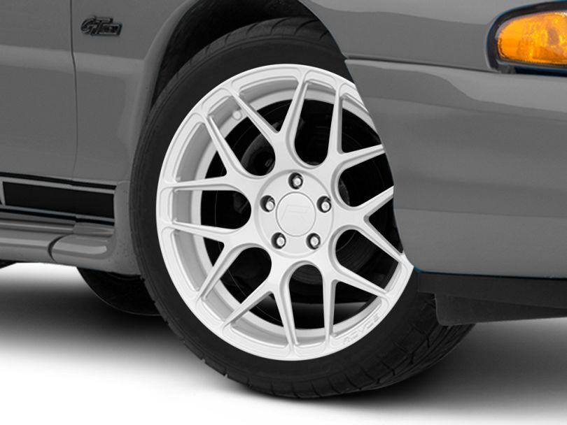 Rovos Pretoria Silver Wheel - 18x9 (94-98 All)