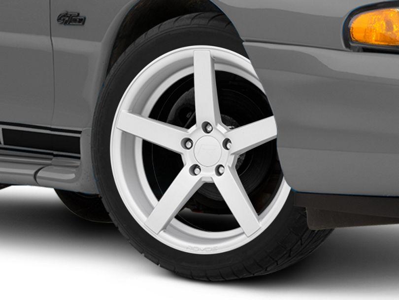 Rovos Durban Silver Wheel - 18x9 (94-98 All)