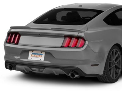 MMD Pre-Painted Decklid Panel - Black (15-19 All)