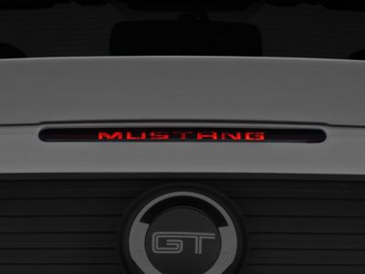American Muscle Graphics Third Brake Light Decal (10-14 All)