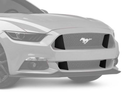 Add MMD GT350 Style Upper & Lower Grille Extensions (15-17 GT w/ Three Window Grilles Only)