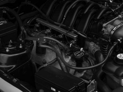 JLT V3.0 Black Oil Separator - Passenger Side (05-10 GT)
