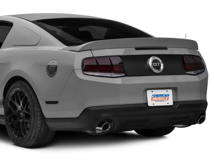 SpeedForm Decklid Blackout Decal - Matte Black (10-14 All)