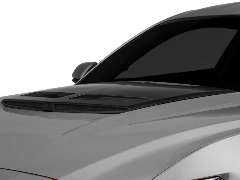 MP Concepts Hood Scoop w/ LED Lighting (15-17 GT, EcoBoost, V6)