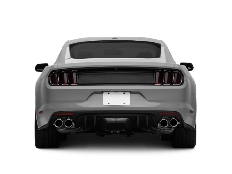 MP Concepts Quad Exhaust Rear Diffuser (15-17 GT Premium, EcoBoost Premium)