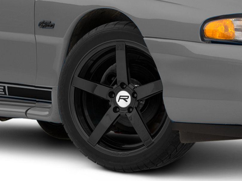 Rovos Durban Black Chrome Wheel - 18x9 (94-98 All)