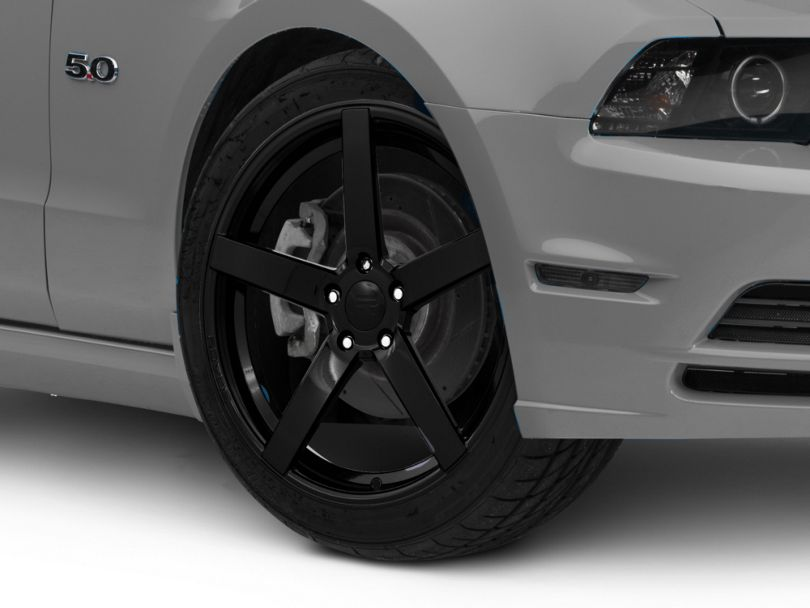 Rovos Durban Gloss Black Wheel - 20x8.5 (05-09 All)
