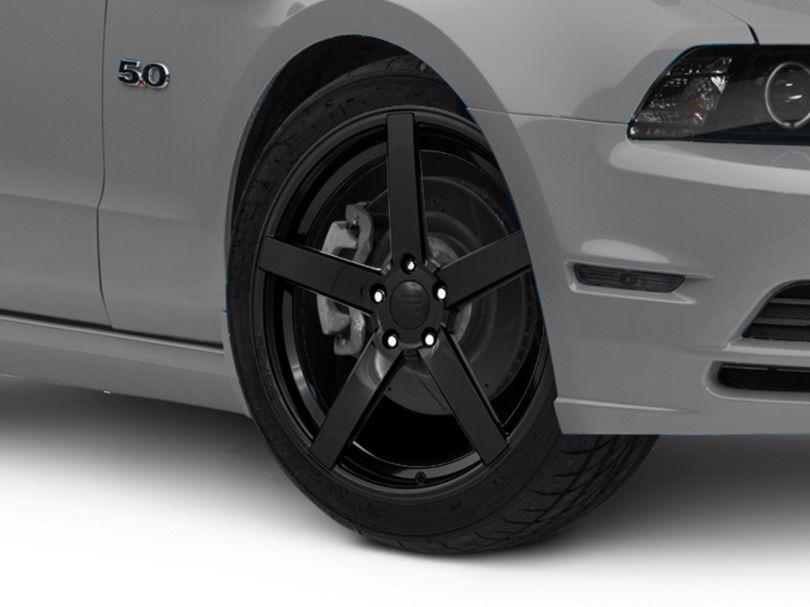Rovos Durban Gloss Black Wheel - 20x8.5 (10-14 All)
