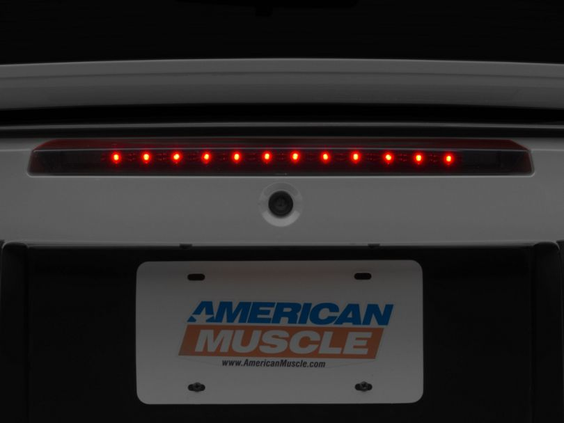 Axial LED Third Brake Light - Smoked (99-04 All, Excluding Cobra)