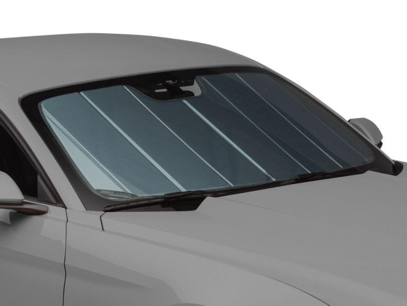 Covercraft UVS100 Custom Sunscreen; Blue (15-20 All)