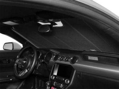 Covercraft UV10602BL Blue Metallic UVS 100 Custom Fit Sunscreen for Select Mercedes-Benz Models Laminate Material 1 Pack