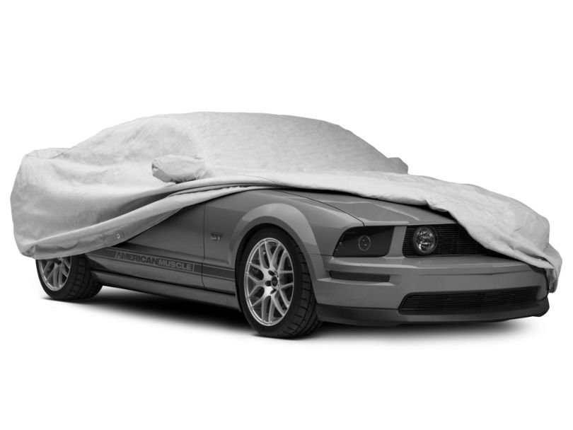 Covercraft Premium Noah Custom-Fit Car Cover - Gray (05-09 GT Coupe, V6 Coupe)