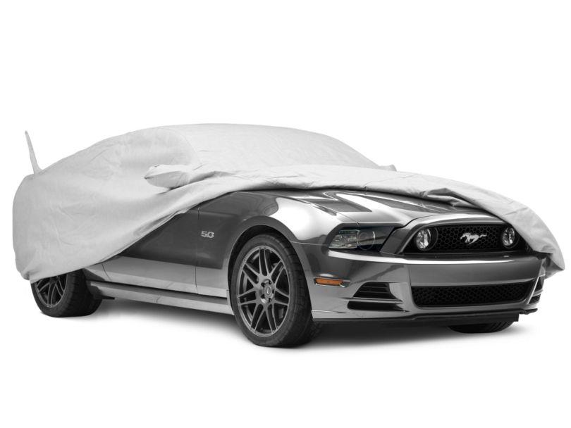 Covercraft Premium Noah Custom-Fit Car Cover - Gray (10-14 All)