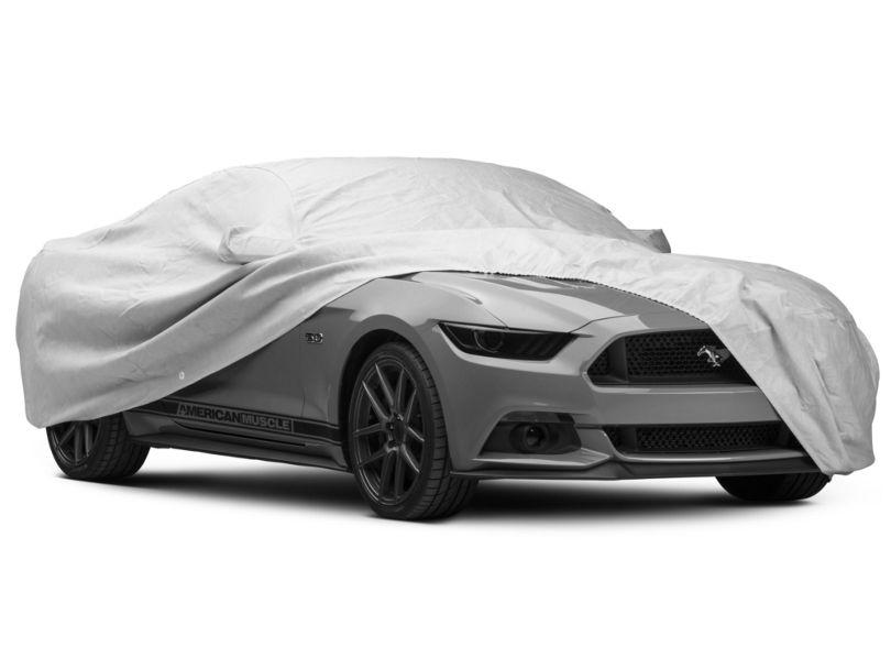 Covercraft Custom Noah Car Cover - Gray (15-20 Fastback)