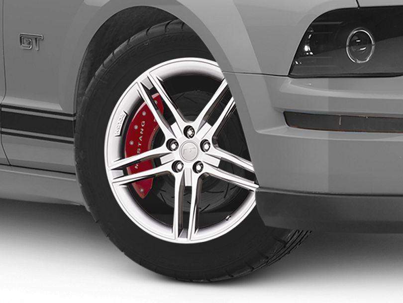 Roush Split 5-Spoke Quicksilver Wheel - 20x9.5 (05-09 All)