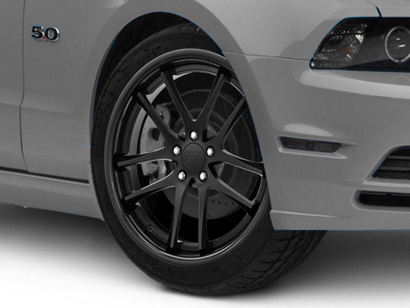 Rovos Cape Town Satin Black Wheel; 20x8.5 (10-14 All)
