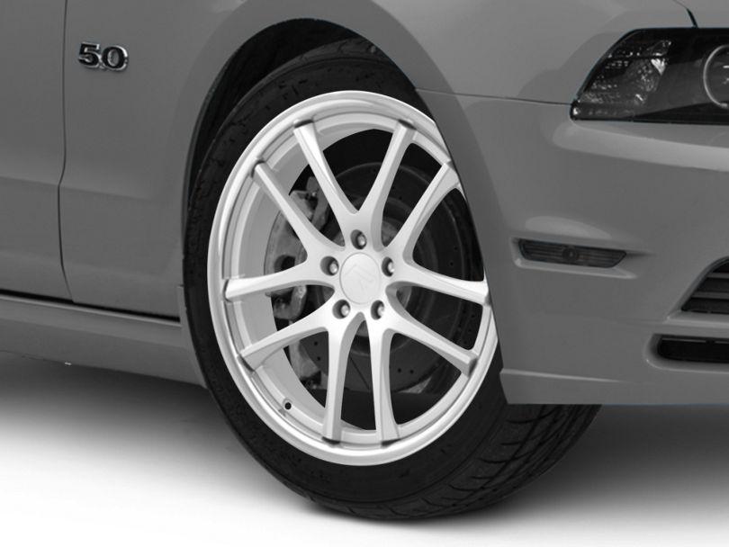 Rovos Cape Town Satin Silver Wheel - 20x8.5 (10-14 All)