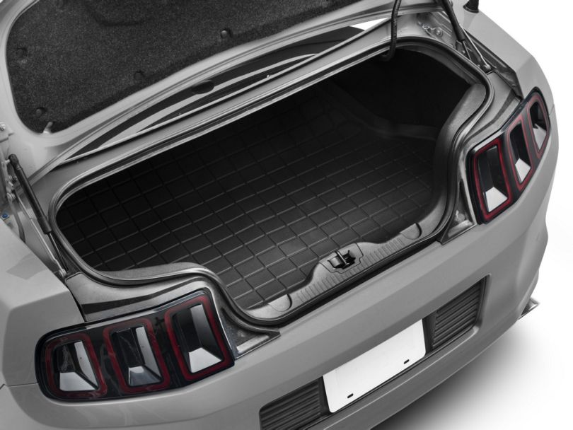Weathertech DigitalFit Cargo Liner - Black (05-14 Coupe)