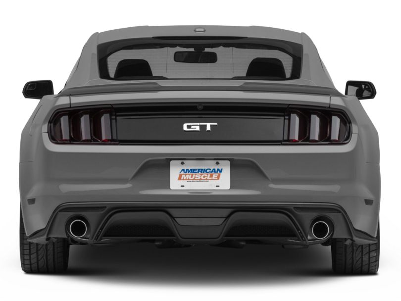 MMD by FOOSE GT350 Style Rear Diffuser (15-17 GT Premium, EcoBoost Premium)