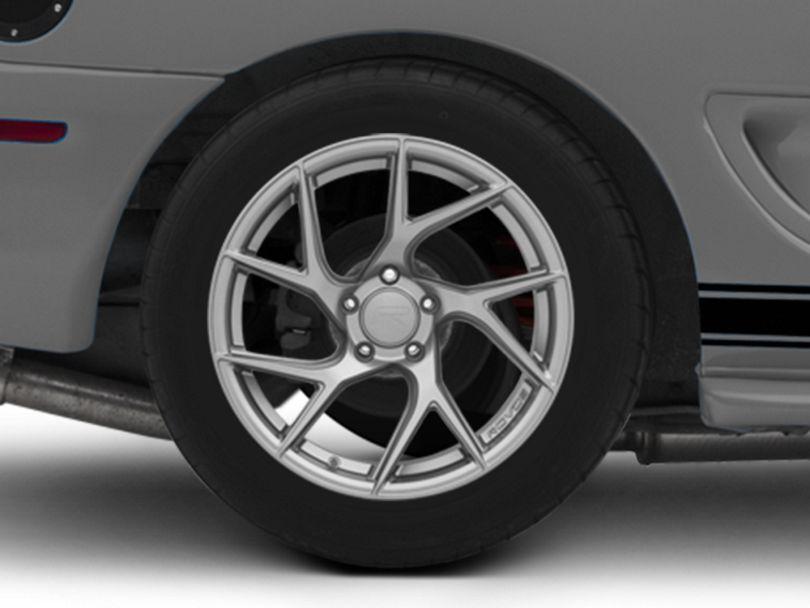 Rovos Joburg Satin Gunmetal Wheel - 18x10.5 - Rear Only (94-98 All)