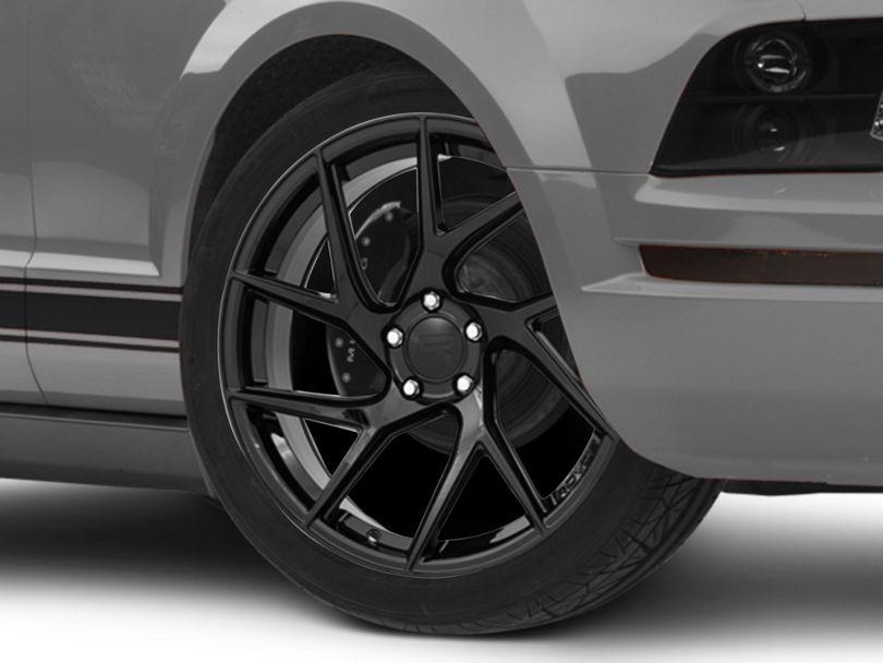 Rovos Joburg Gloss Black Wheel; 20x8.5 (05-09 All)